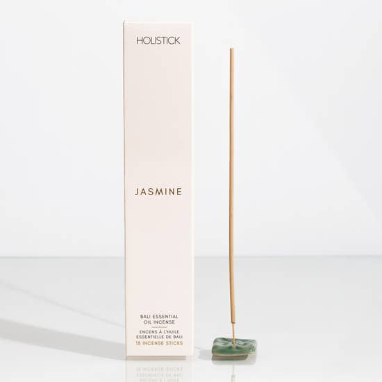 holistick jasmine incense