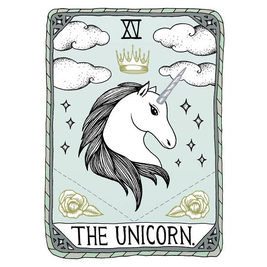 Barlena's The Unicorn Print