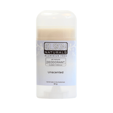scent free natural deodorant vancouver