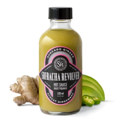 avocado ginger hot sauce vancouver