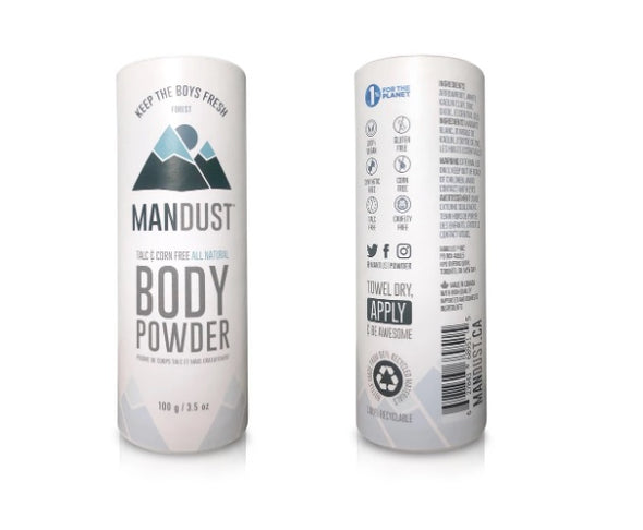 mandust Natural Products Online Canada