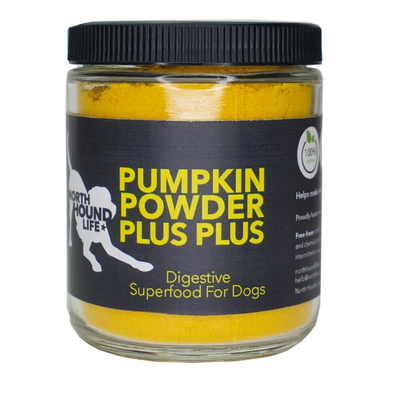 north hound life pumpkin powder for dog constipation