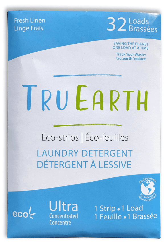 Tru Earth - Eco Strips Laundry Detergent (32 Loads)