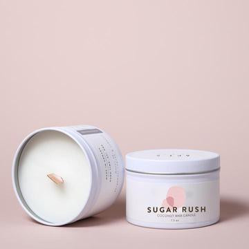 APT. 6 Skin Co. - Sugar Rush Coconut Wax Candle
