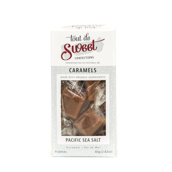 tout de sweet caramels pacific sea salt