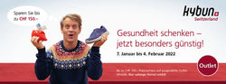 Outlet-Aktion 2018