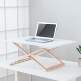 kybun Sitz-Steh Laptop Workstation white