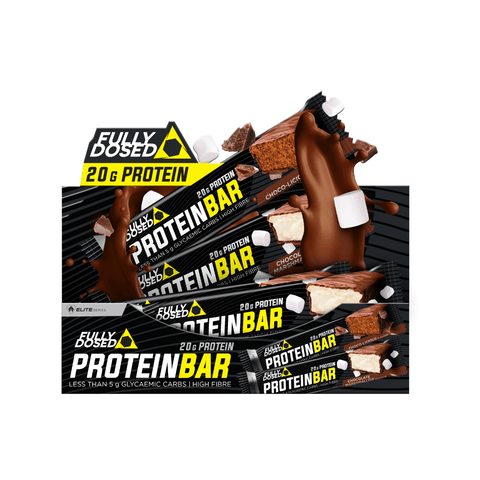 Fully Dosed Protein Bar (Box 65g x15) - My Body Guru