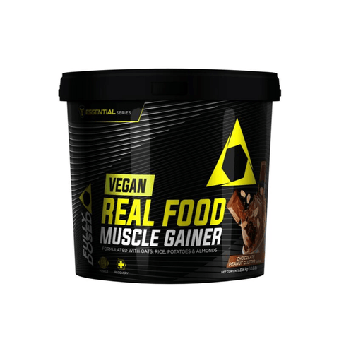 Fully Dosed Vegan Real Food Muscle Gainer 3.9Kg - My Body Guru