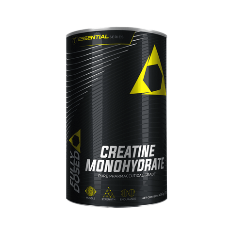Fully Dosed Creatine 455g - My Body Guru