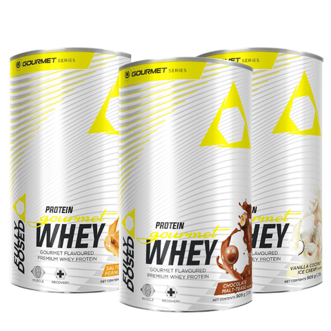 Fully Dosed Gourmet Whey 909g - My Body Guru