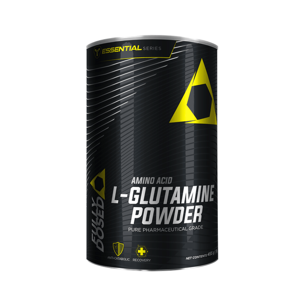 Fully Dosed L- Glutamine 455g - My Body Guru