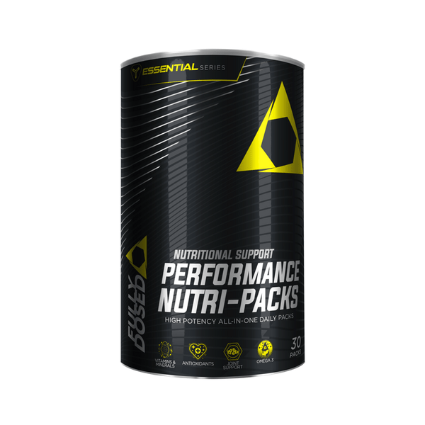 Fully Dosed Performance Nutri Pack 30's - My Body Guru South Africa