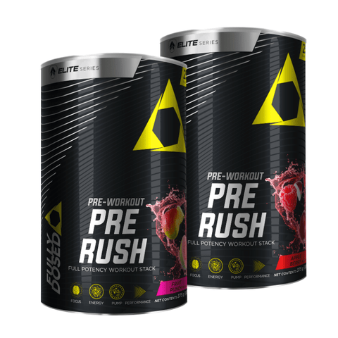 Fully Dosed Pre Rush 375g - My Body Guru South Africa