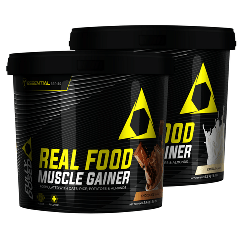 Fully Dosed Real Food Muscle Gainer 3.9Kg - My Body Guru
