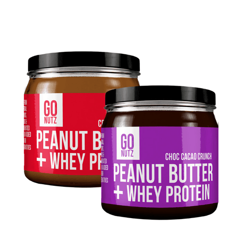 Go Nutz - Whey Protein Peanut Butter - My Body Guru South Africa