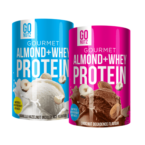 Go Nutz Almond + Whey Banting Keto Protein Powder - 875g - My Body Guru South Africa