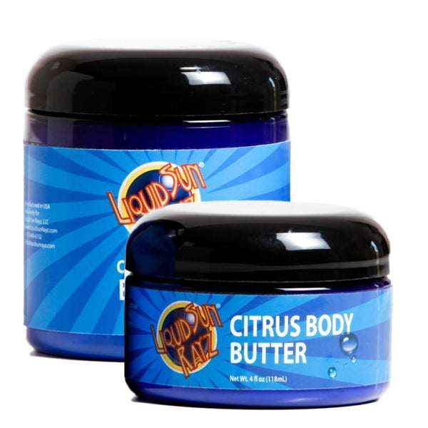 Liquid Sun Rayz Citrus Body Butter - My Body Guru South Africa