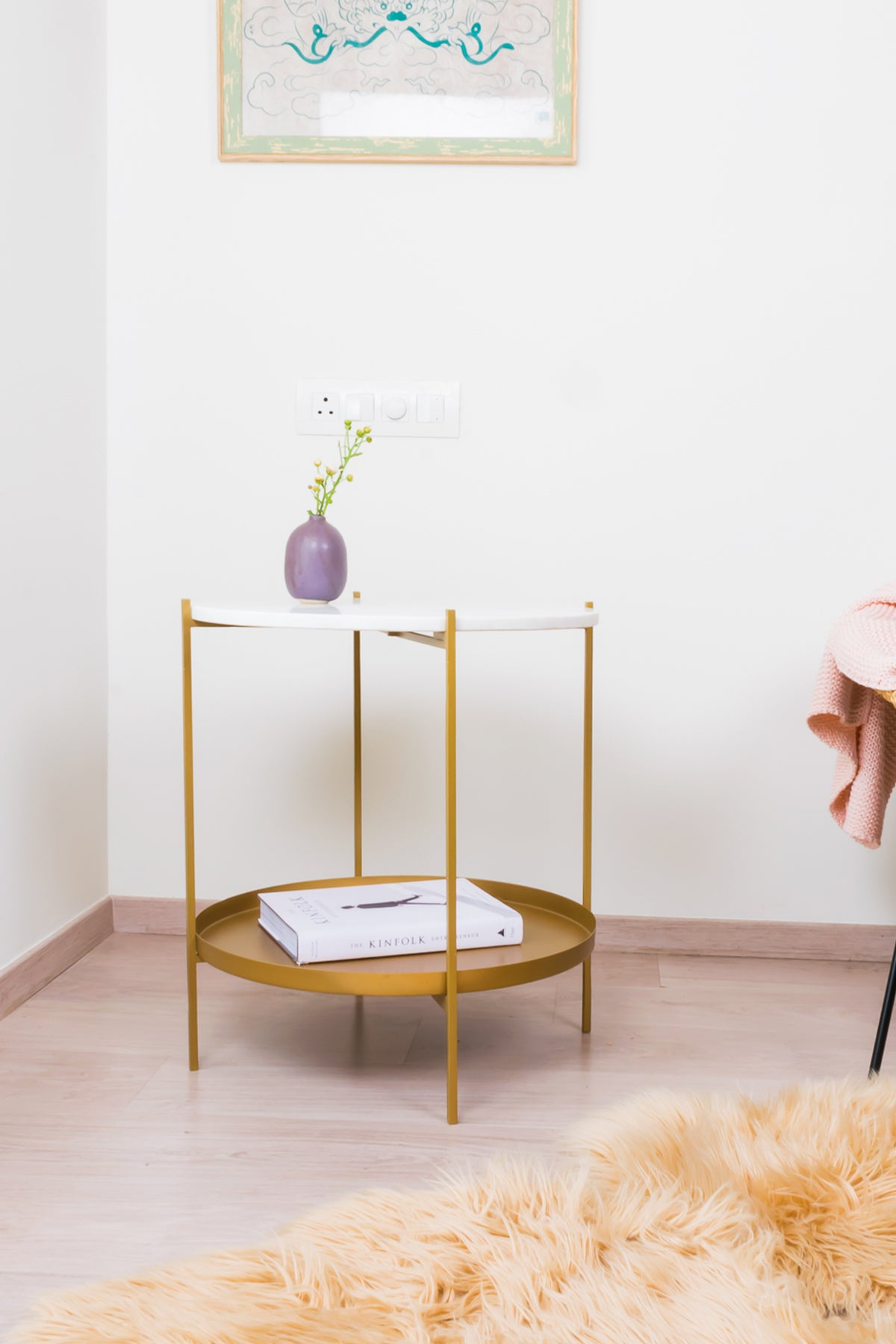 Accent furniture and tables. Shop beautiful side tables in wood, marble at fleck.co.in