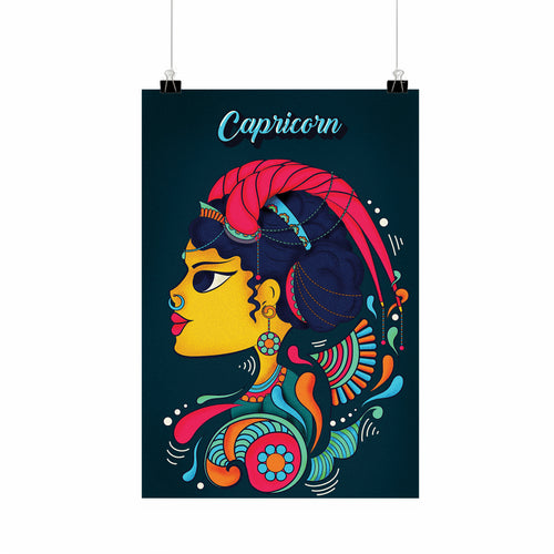 Capricorn | Wall Art