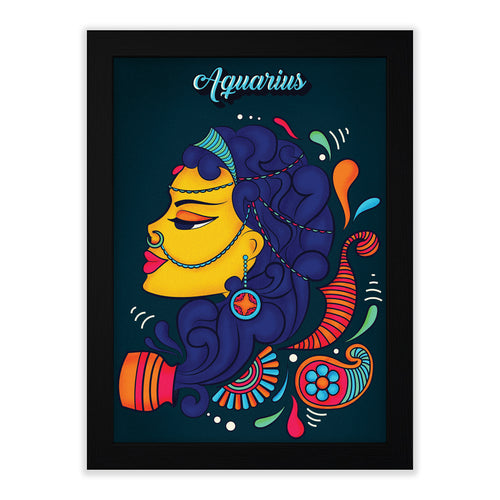 Aquarius | Wall Art