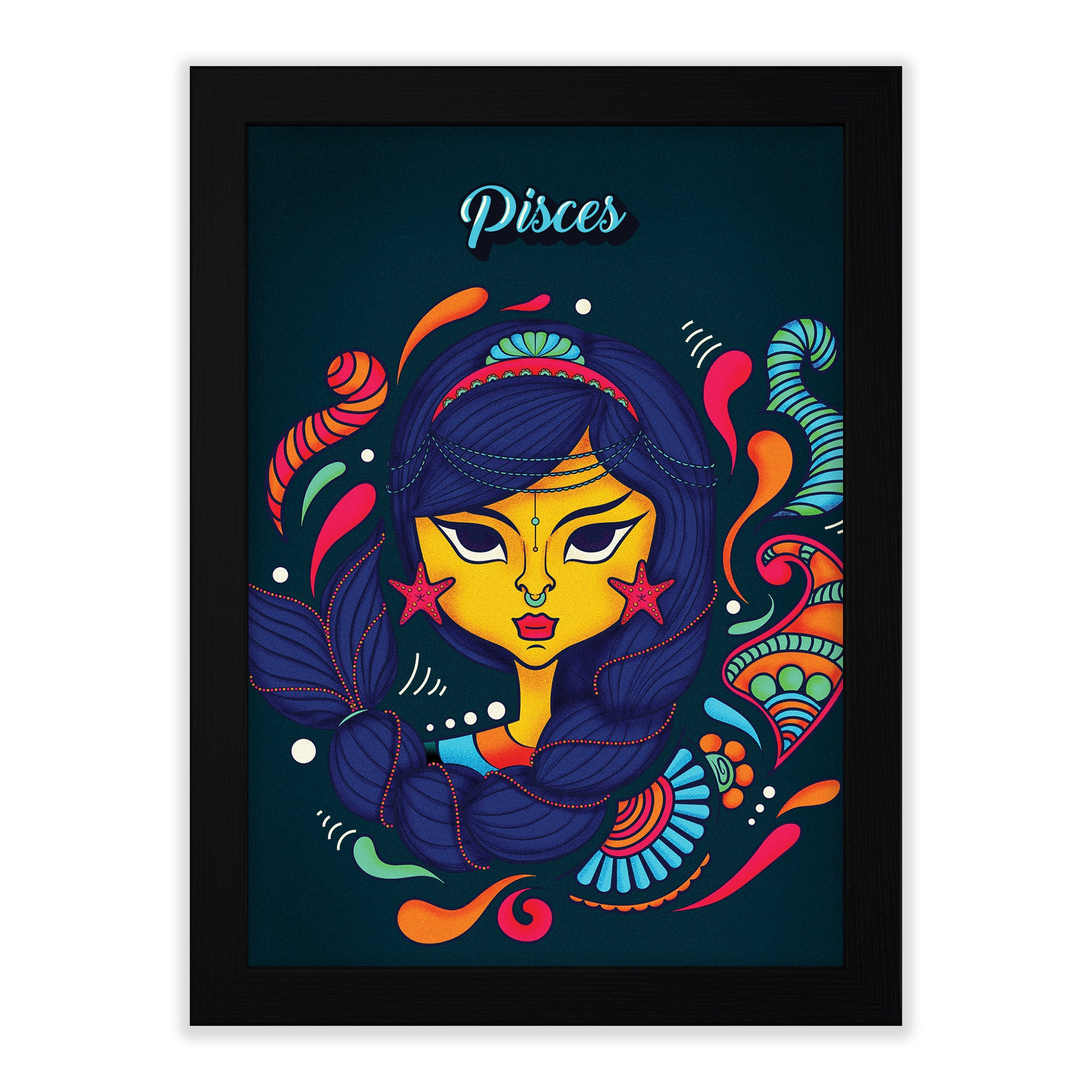 Pisces | Wall Art