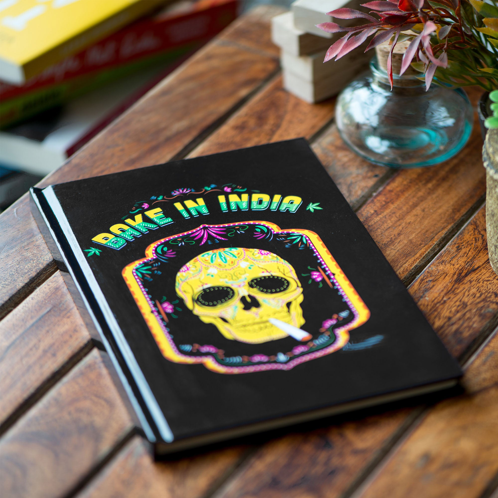 'Bake In India' Notebook