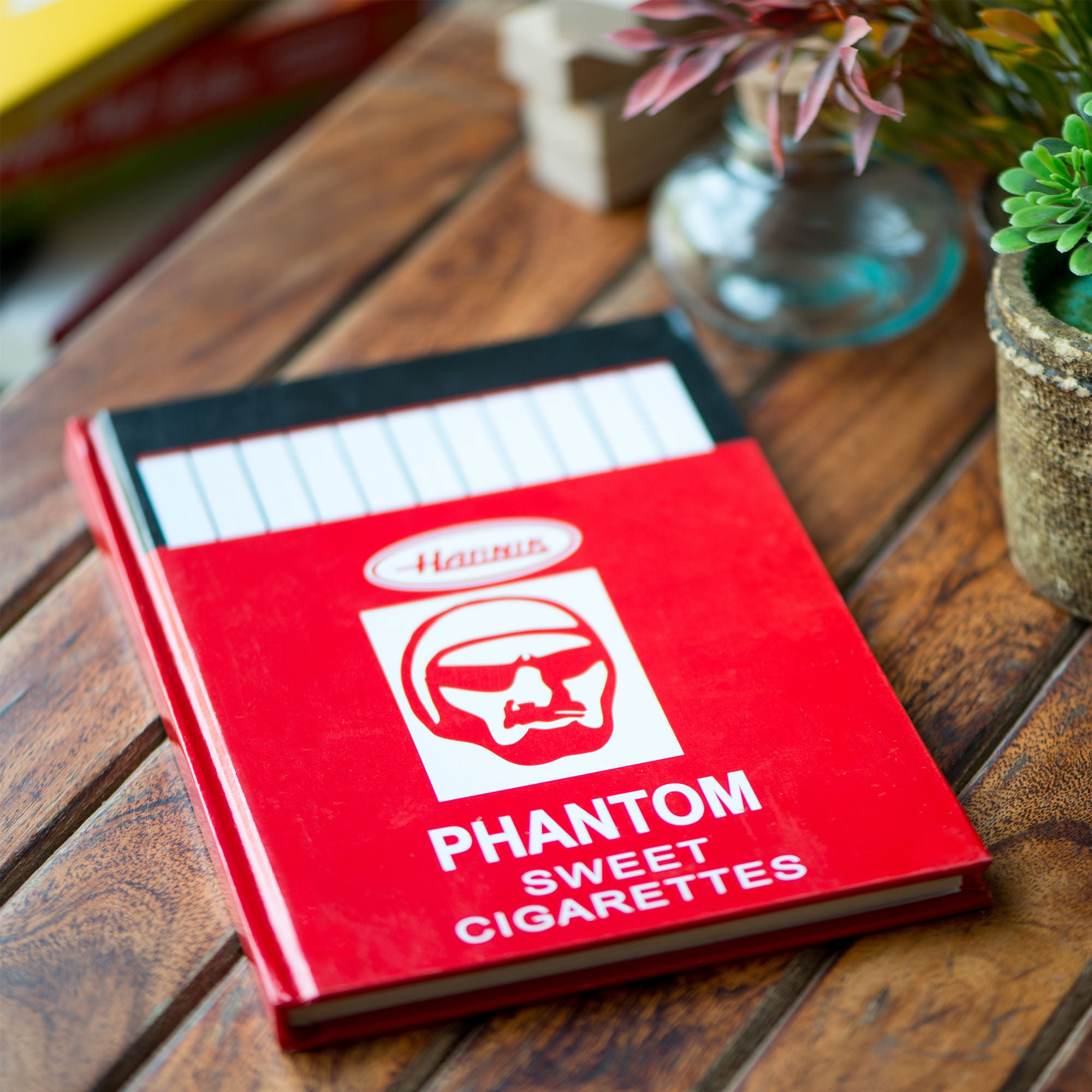 'Phantom Sweet Cigarettes' Notebook Online In India