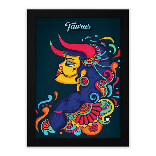 Taurus | Wall Art