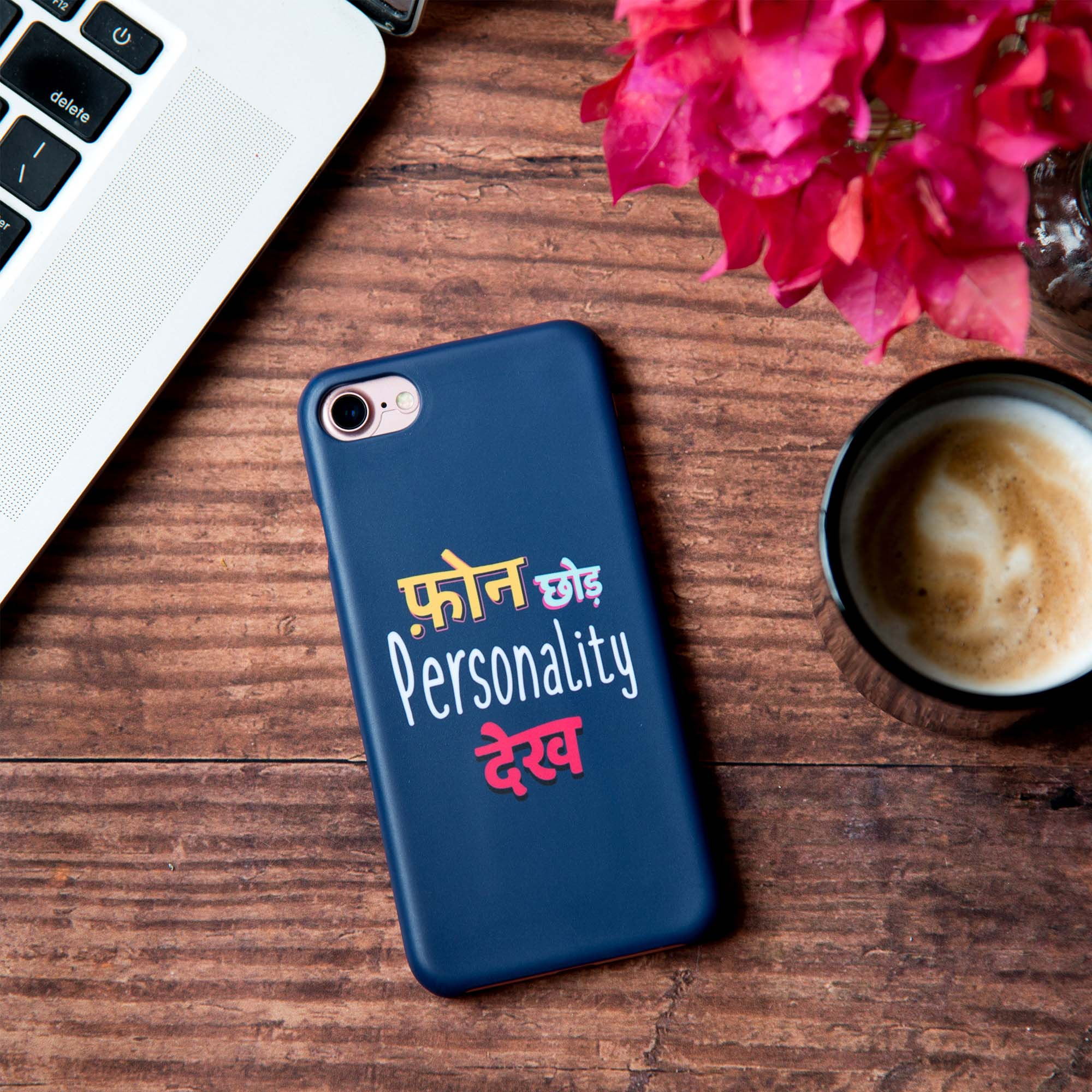 Personality Dekh Iphone 5/5s Cover