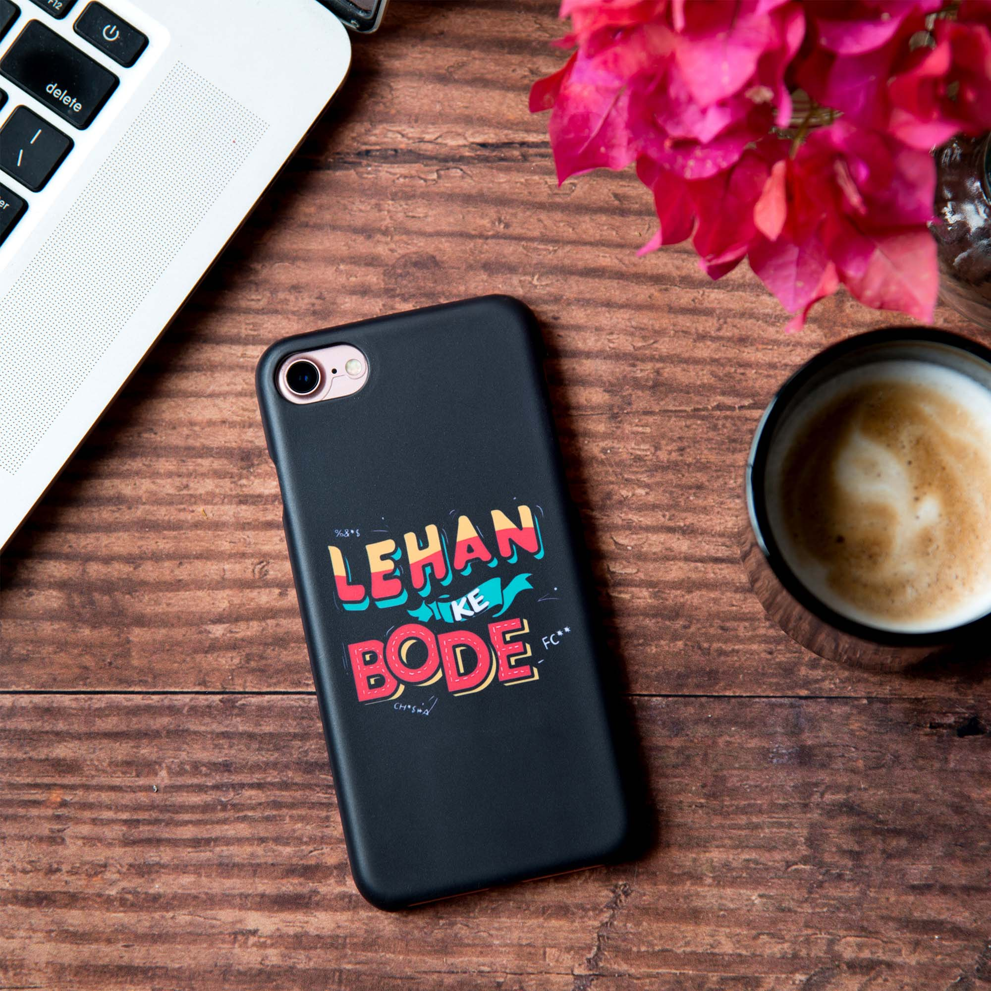 Lehan Ke Bode Iphone 5/5s Cover
