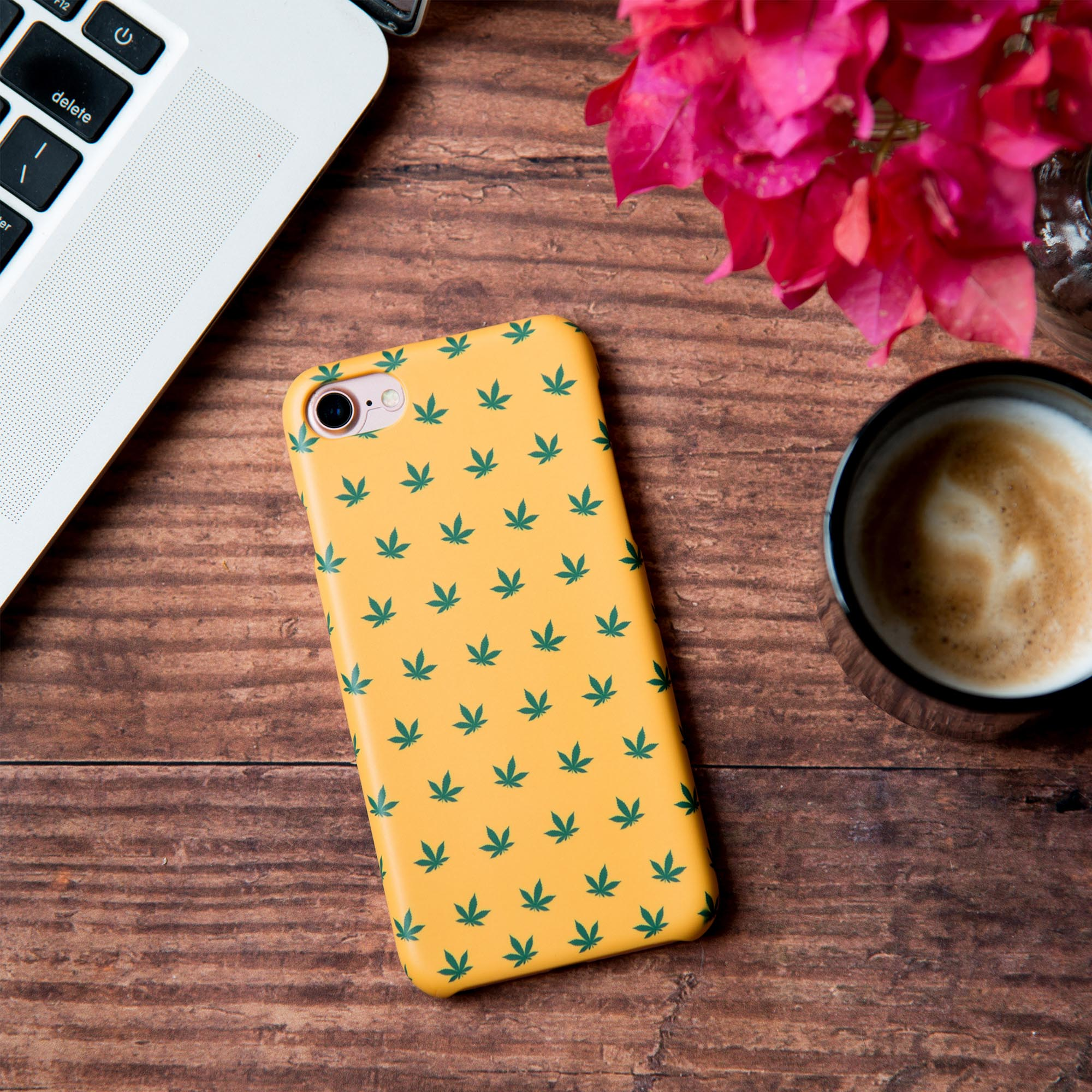 Marijuana Iphone 7 Plus Cover