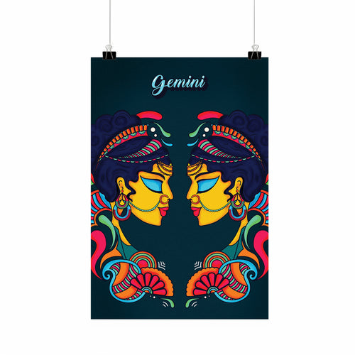 Gemini | Wall Art
