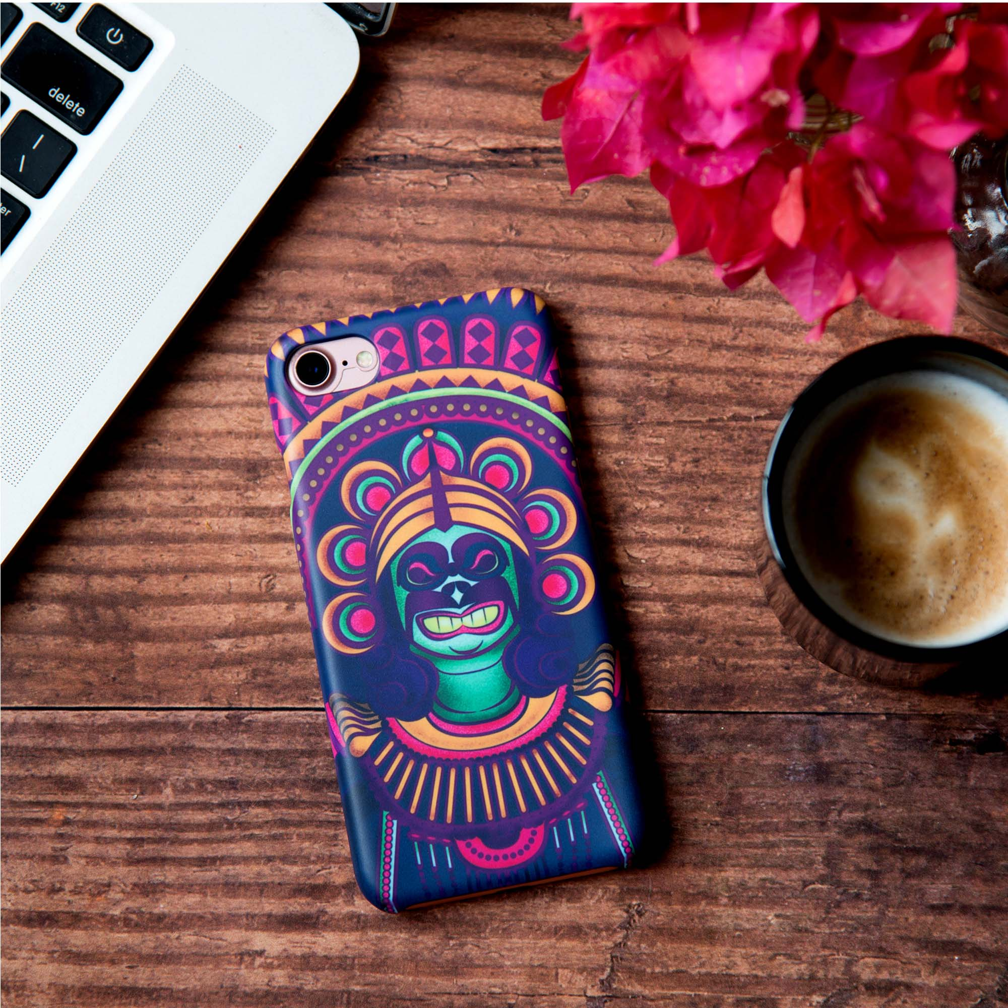 Indian Folk Dance Iphone 5/5s Cover