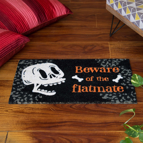 'Beware of Flatmate' Doormat