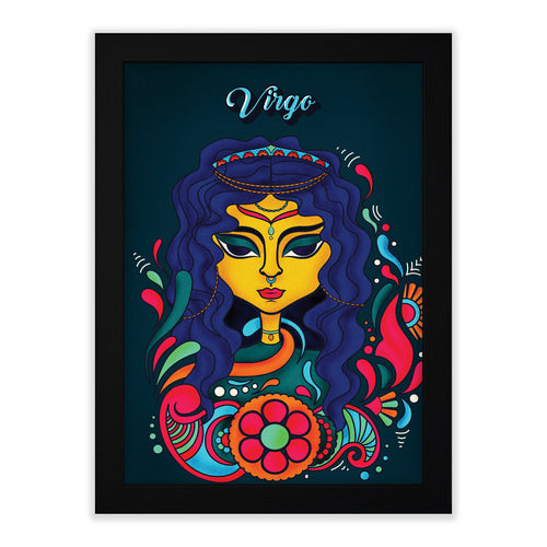 Virgo | Wall Art