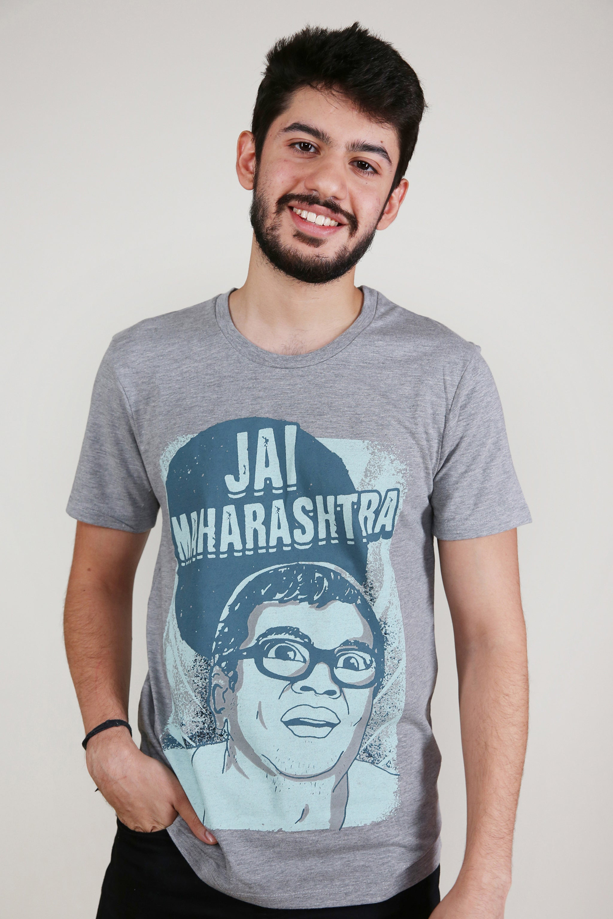 Jai Maharastha Men's T-Shirt
