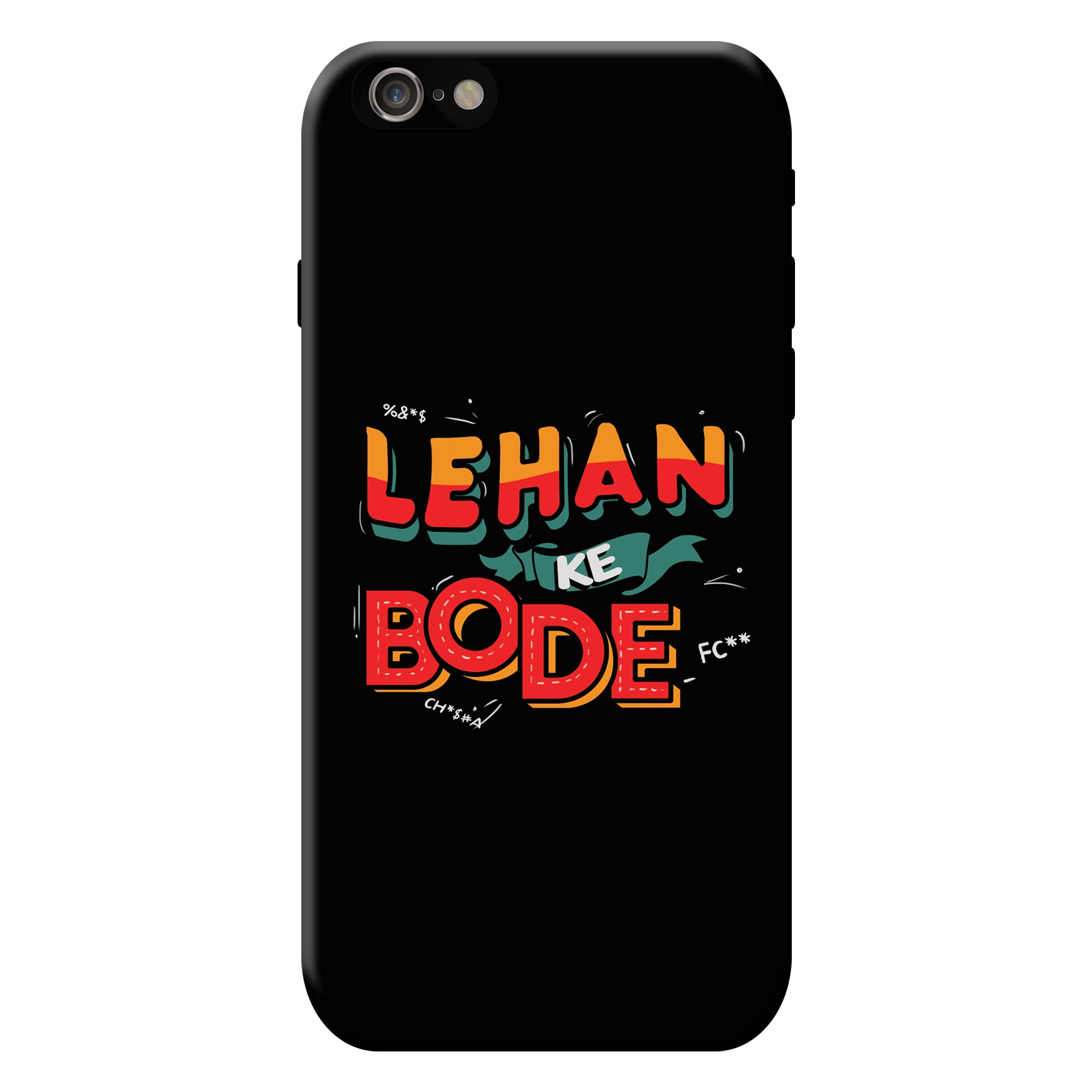 Lehan Ke Bode Iphone 6/6s Plus Cover