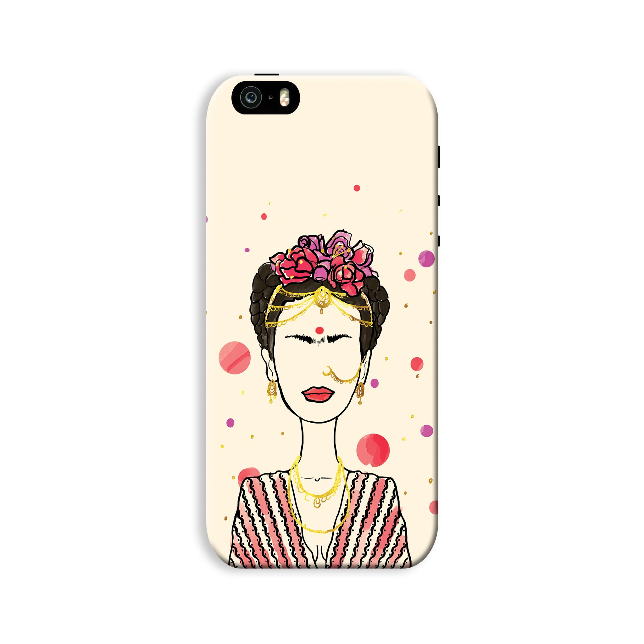 Frida Kahlo Iphone 5/5s Cover