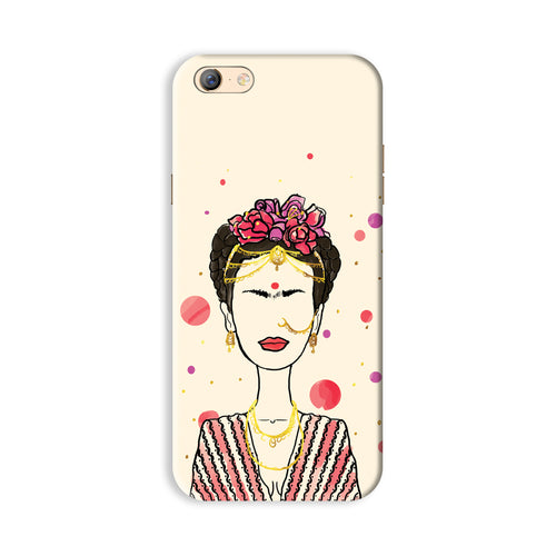 Frida Kahlo Oppo F3 Cover