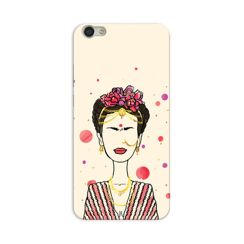 Frida Kahlo Vivo V5 Cover