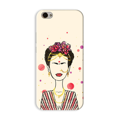 Frida Kahlo Vivo V5 Plus Cover