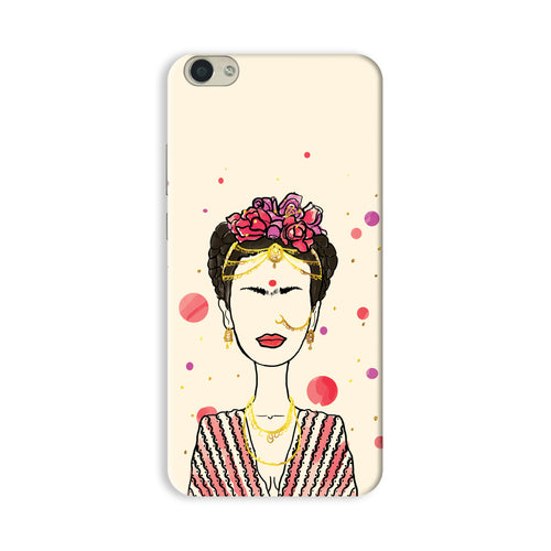 Frida Kahlo Vivo V5S Cover