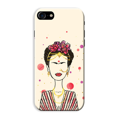 Frida Kahlo Iphone 7 Cover