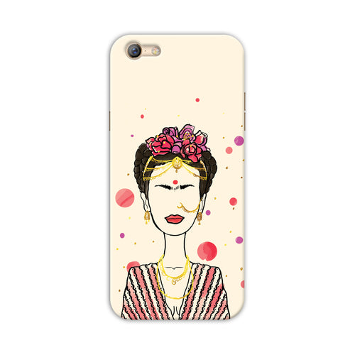 Frida Kahlo Oppo A57 Cover