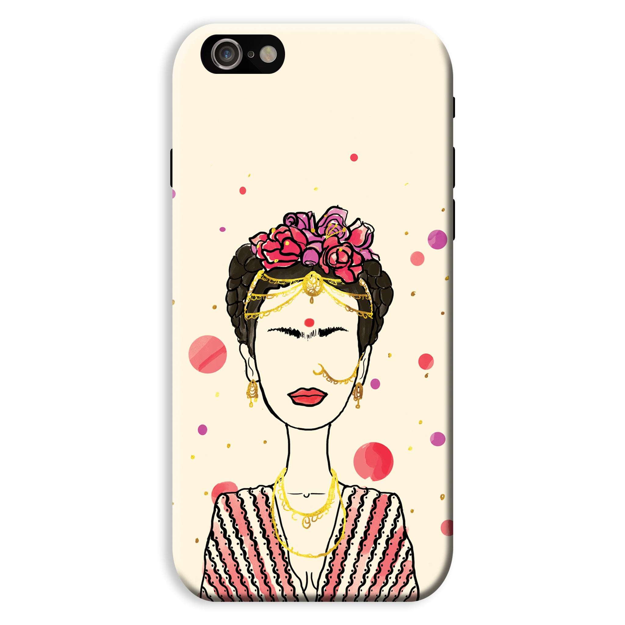 custodia frida kahlo iphone 6s