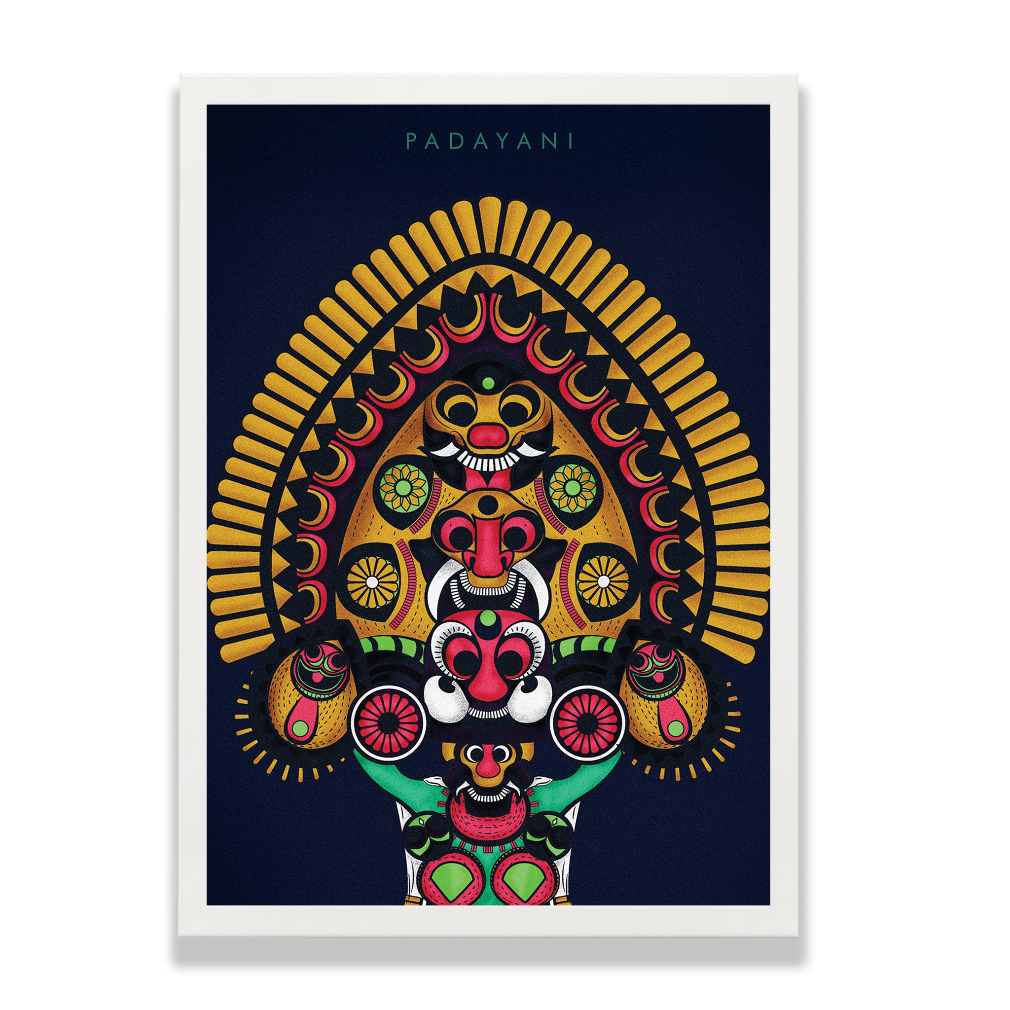 Padayani | Wall Art