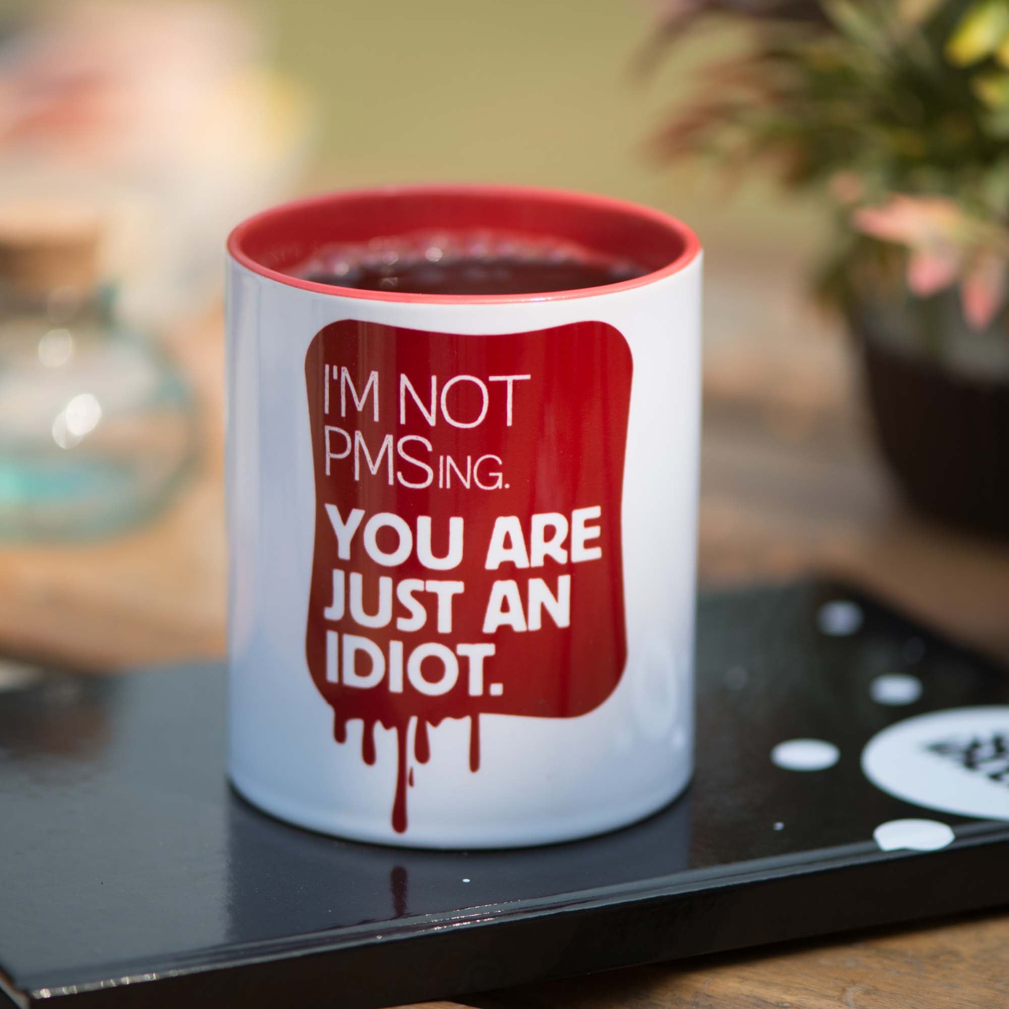 'Angry Woman' Coffee Mug