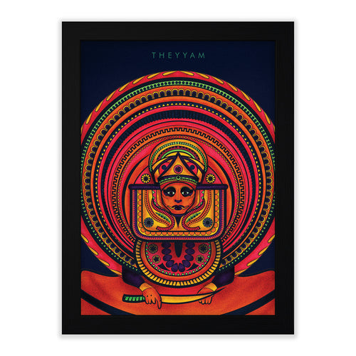 Theyyam | Wall Art
