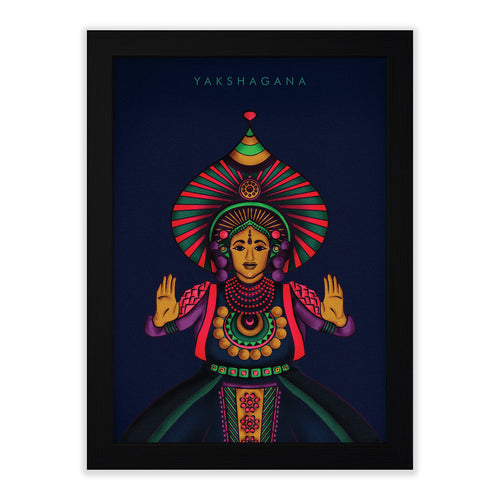 Yakshagana | Wall Art